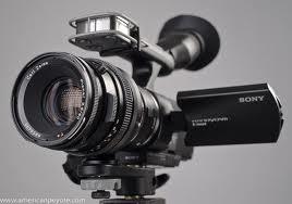 Видеокамера Sony VG10E, VG30E