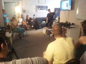 Семинар по бизнесу в видеопроизводстве ведет Сергей Лукошкин