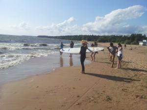 курсы видеосъемки - серфинг