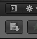 кнопка импорта файлов