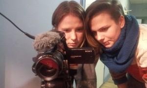 учимся работе на видеокамере