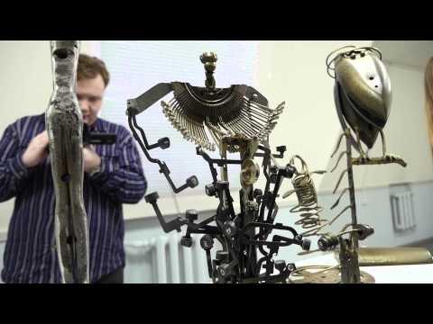 Практика создания видео / телевизионный фестиваль г. Иваново / Мастер железных душ