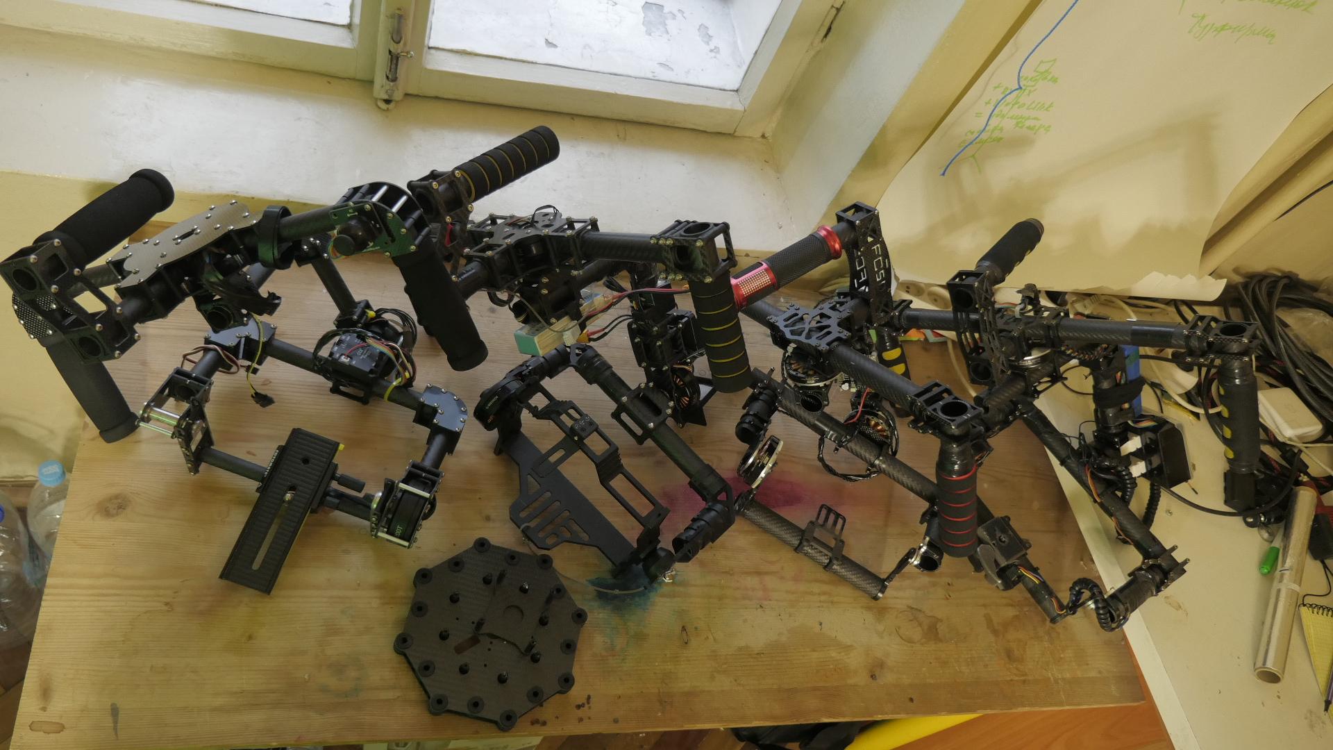 Электронный стедикам для dslr камер своими руками 38