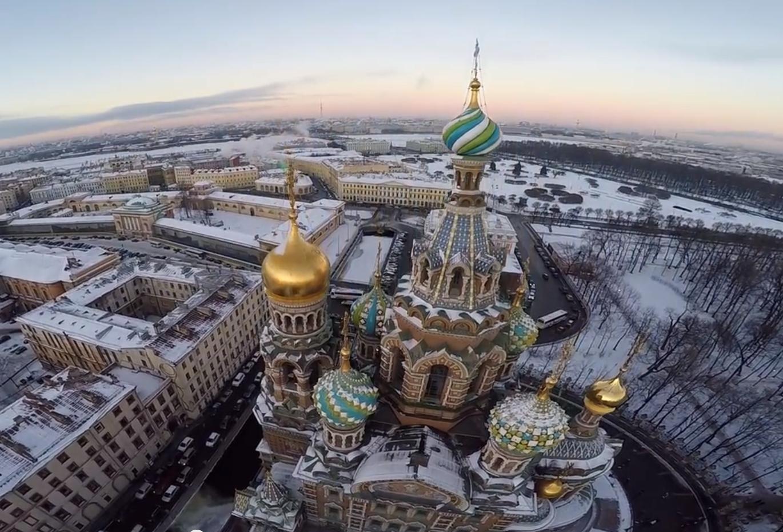 Пешеходные экскурсии СПб - фильм